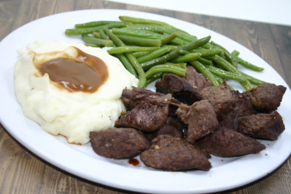 Beef Tip Dinner