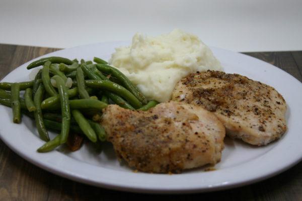 Italian Chicken Breast Dinner