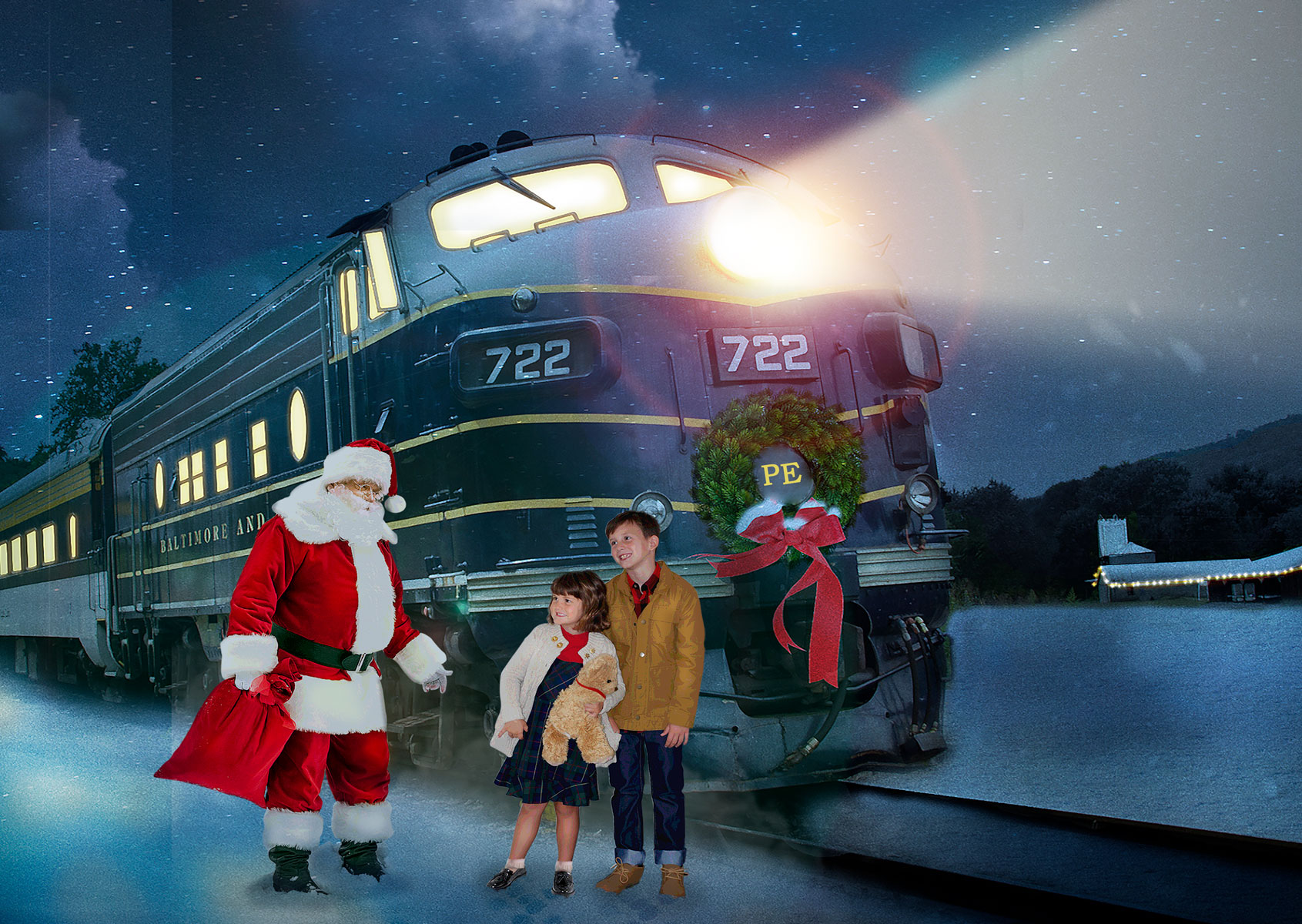 Experience the Magic This Winter with the North Pole Express